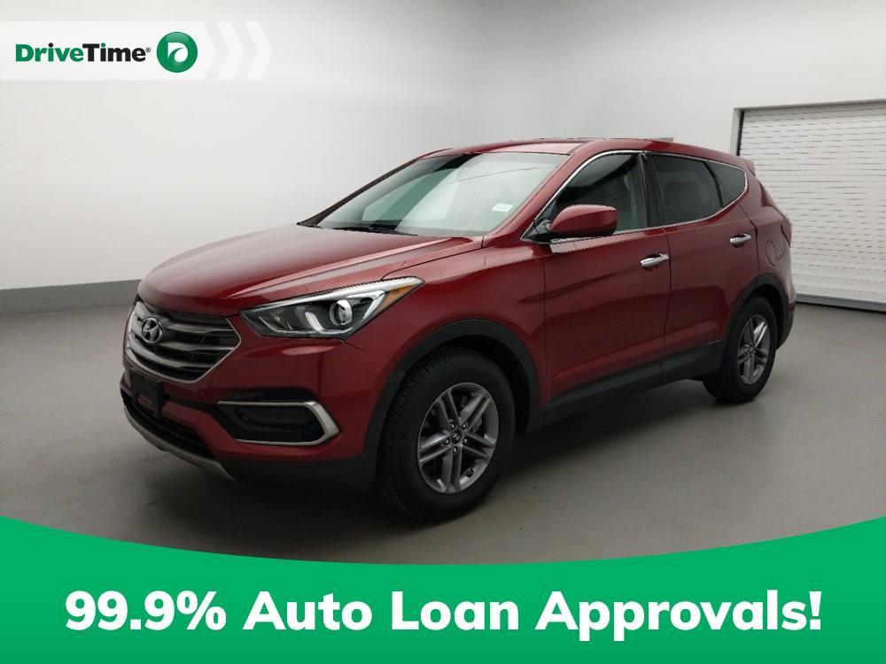 2017 Hyundai Santa Fe in Glen Burnie, MD 21061-3716