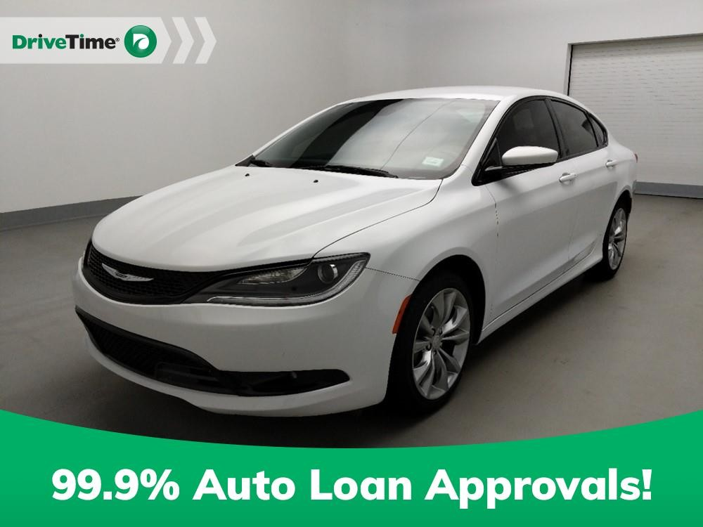 2015 Chrysler 200 in Birmingham, AL 35215-7804