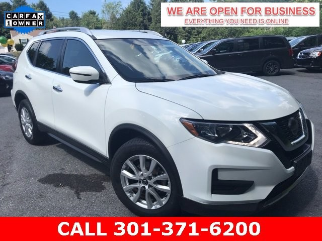2018 Nissan Rogue in Braddock Heights, MD 21714