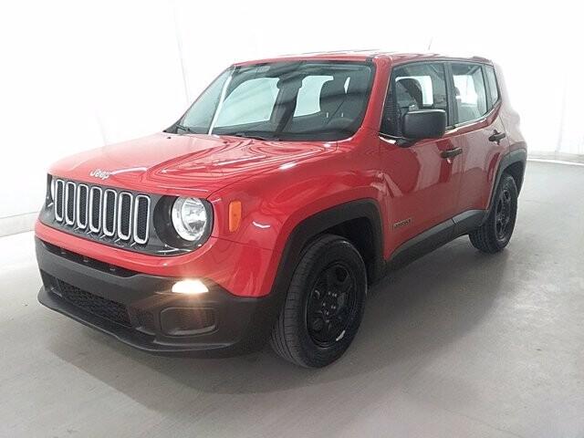 2017 Jeep Renegade in Lawrenceville, GA 30043
