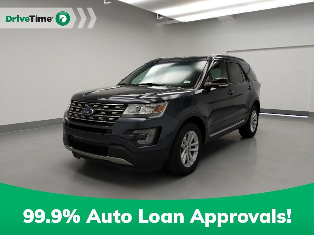 2017 Ford Explorer in Louisville, KY 40258-1407