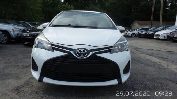 2017 Toyota Yaris in Roswell, GA 30075 - 1664827