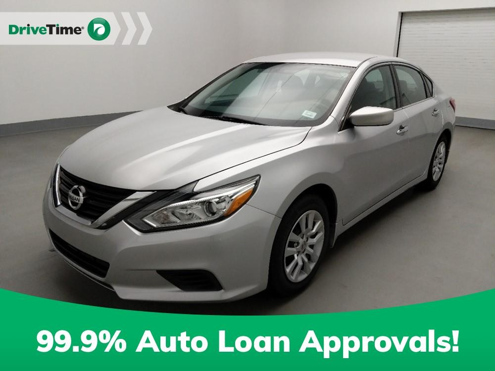 2016 Nissan Altima in Stone Mountain, GA 30083-3215