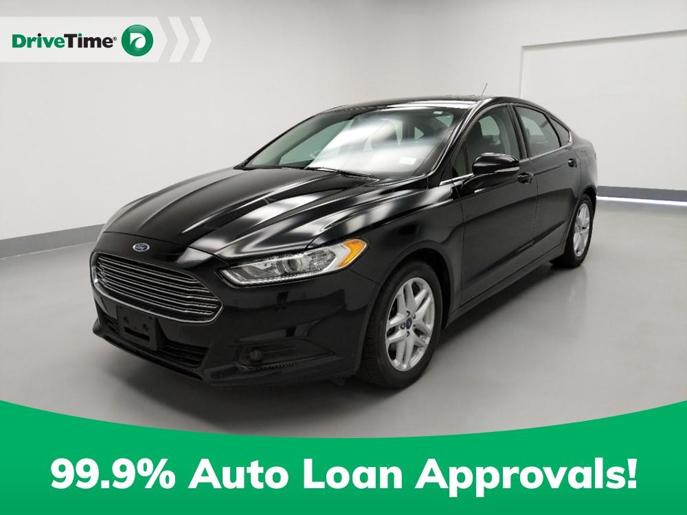 2016 Ford Fusion in Louisville, KY 40258-1407