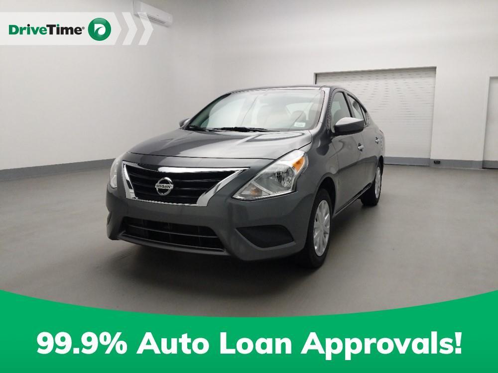 2019 Nissan Versa in Duluth, GA 30096-4646