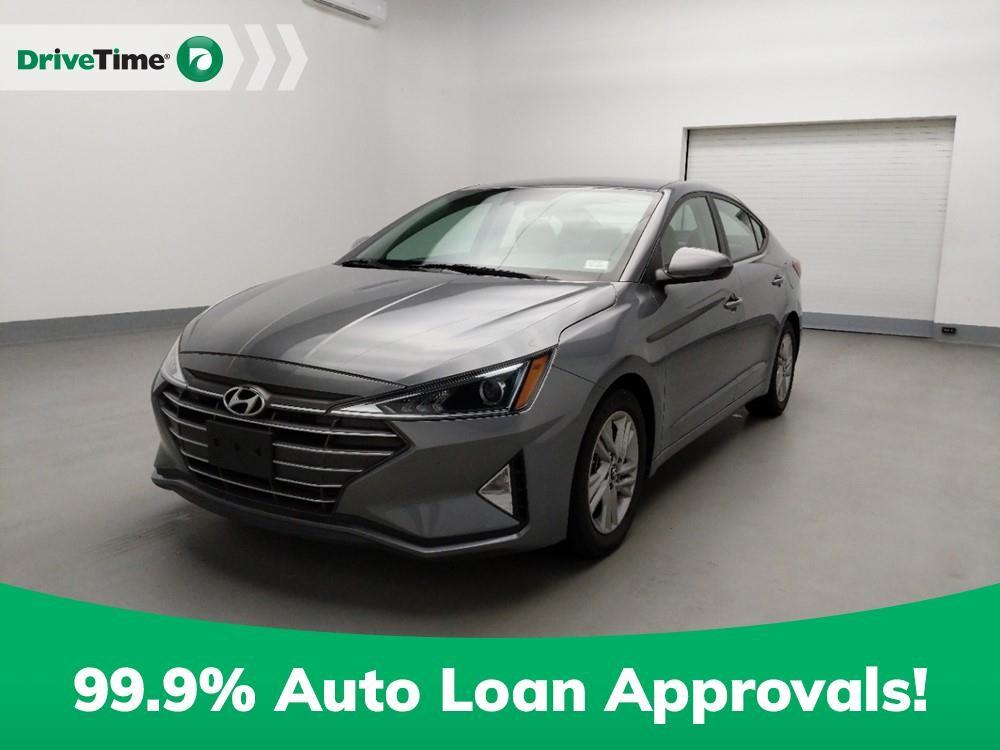 2019 Hyundai Elantra in Duluth, GA 30096-4646