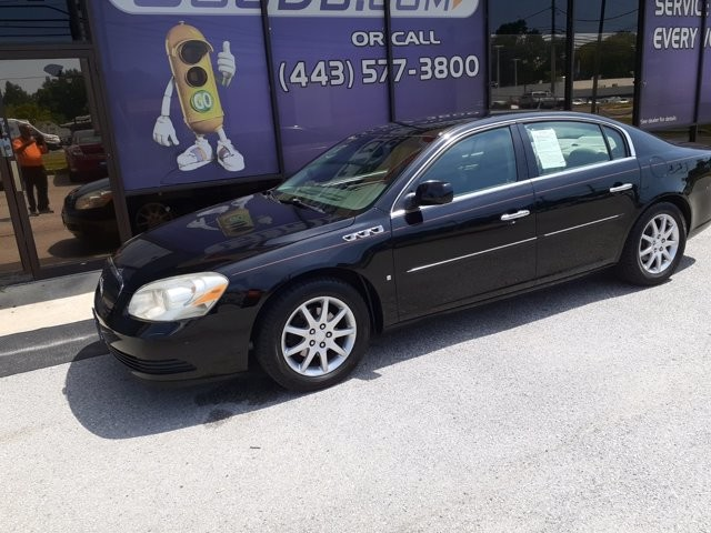 2008 Buick Lucerne in RANDALLSTOWN, MD 21133