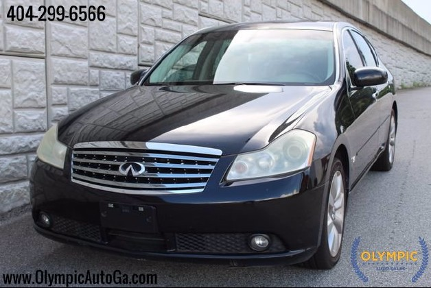 2007 INFINITI M35 in Decatur, GA 30032 - 1666638