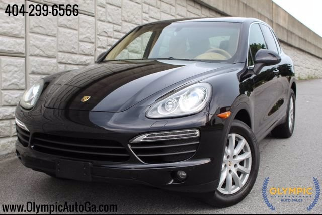 2011 Porsche Cayenne in Decatur, GA 30032