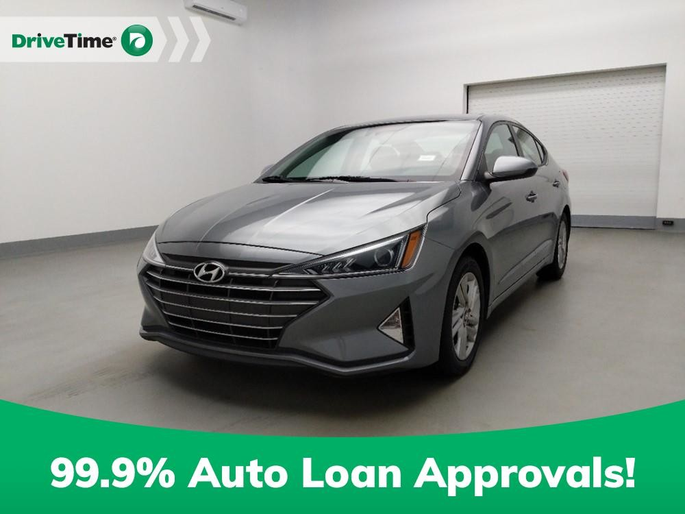 2019 Hyundai Elantra in Stone Mountain, GA 30083-3215