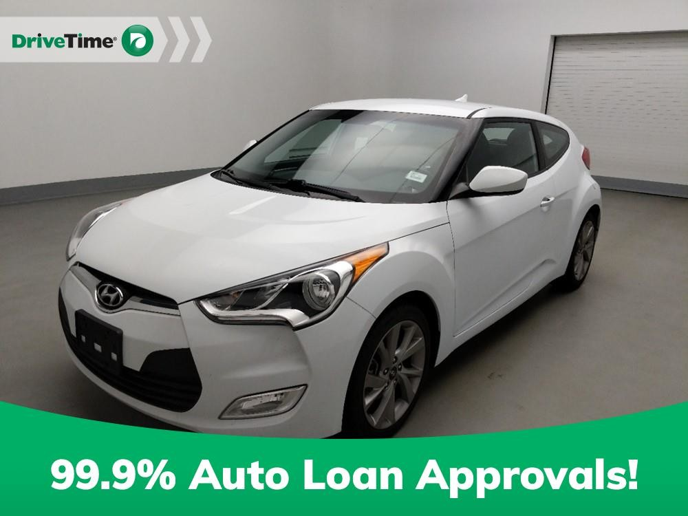 2017 Hyundai Veloster in Stone Mountain, GA 30083-3215