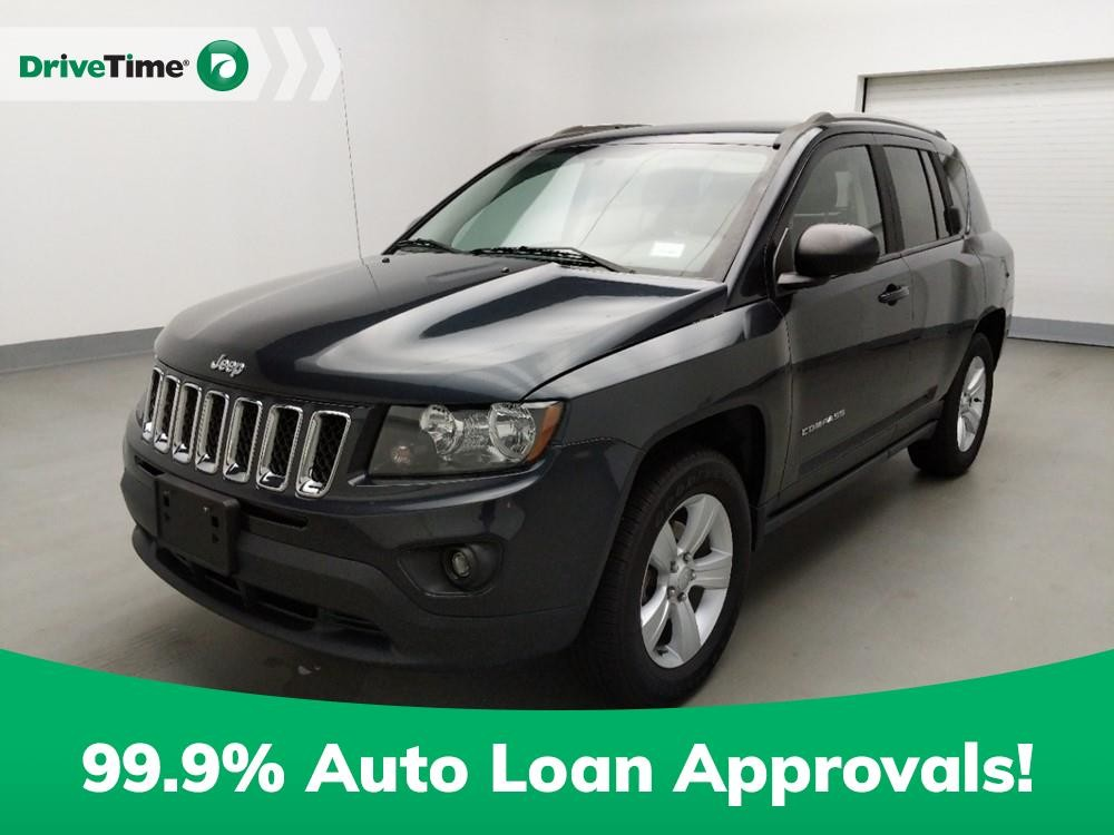 2015 Jeep Compass in Stone Mountain, GA 30083-3215