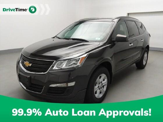 2017 Chevrolet Traverse in Marietta, GA 30060-6517 - 1668170