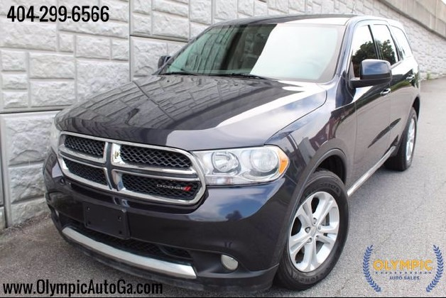 2013 Dodge Durango in Decatur, GA 30032 - 1668579