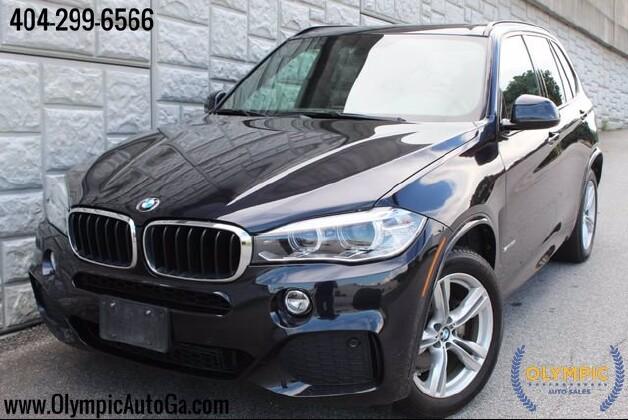 2014 BMW X5 in Decatur, GA 30032 - 1668580