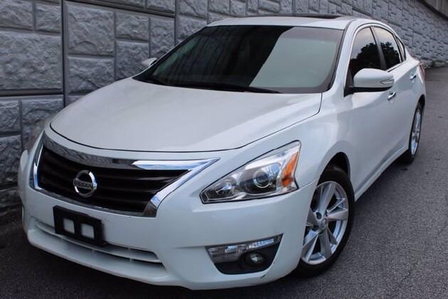2013 Nissan Altima in Decatur, GA 30032 - 1668582