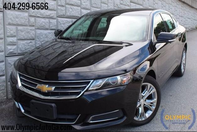 2014 Chevrolet Impala in Decatur, GA 30032 - 1668583