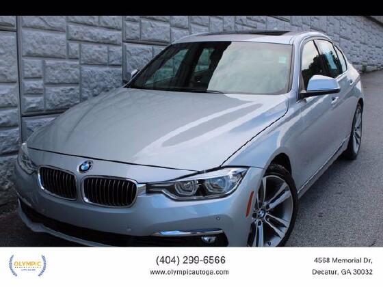 2016 BMW 328i in Decatur, GA 30032 - 1668584