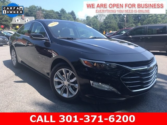 2019 Chevrolet Malibu in Braddock Heights, MD 21714
