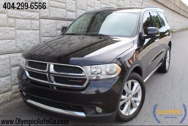 2013 Dodge Durango in Decatur, GA 30032 - 1669058