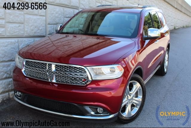 2015 Dodge Durango in Decatur, GA 30032