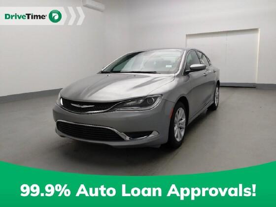 2017 Chrysler 200 in Marietta, GA 30060-6517 - 1669782