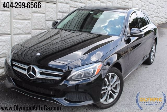 2015 Mercedes-Benz C 300 in Decatur, GA 30032