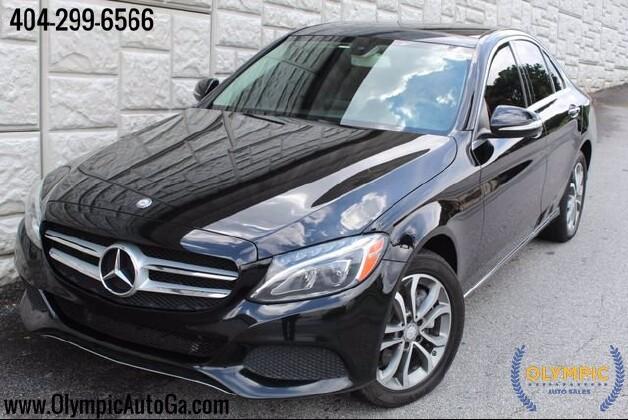 2015 Mercedes-Benz C 300 in Decatur, GA 30032 - 1670117
