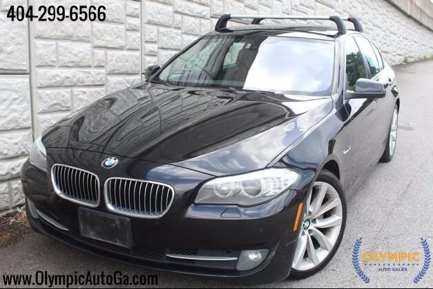 2013 BMW 535i xDrive in Decatur, GA 30032 - 1670118