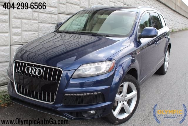 2013 Audi Q7 in Decatur, GA 30032