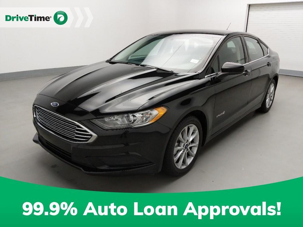 2017 Ford Fusion in Marietta, GA 30060-6517