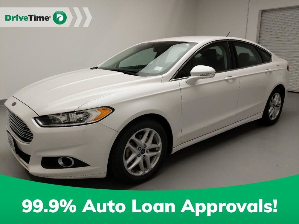 2016 Ford Fusion in Torrance, CA 90504