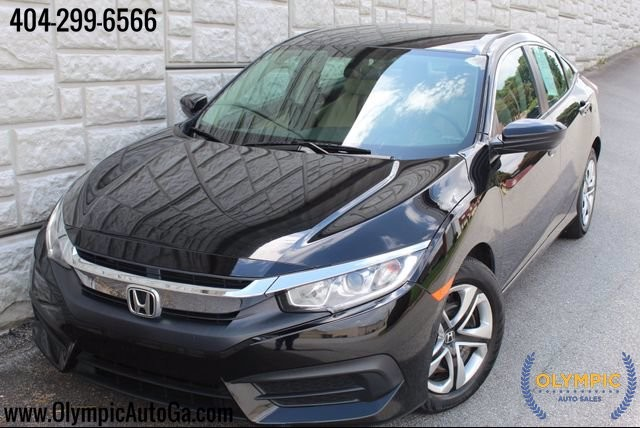 2016 Honda Civic in Decatur, GA 30032