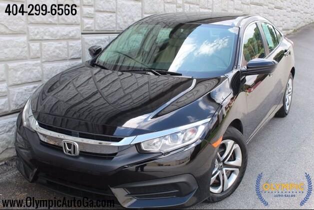 2016 Honda Civic in Decatur, GA 30032 - 1670744
