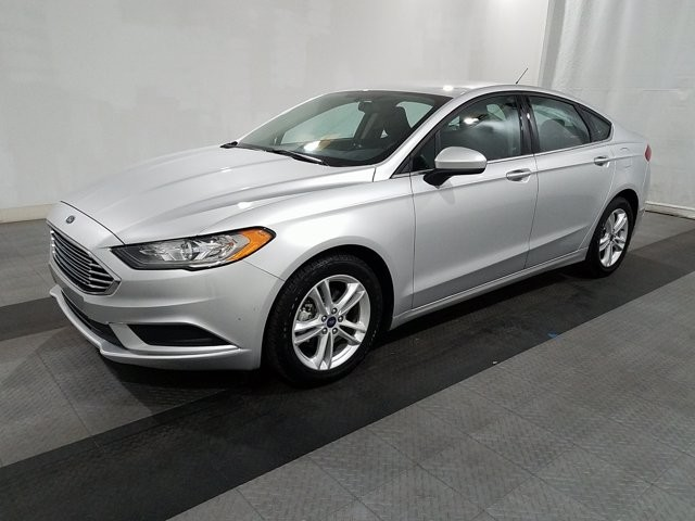 2018 Ford Fusion in Lawrenceville, GA 30043