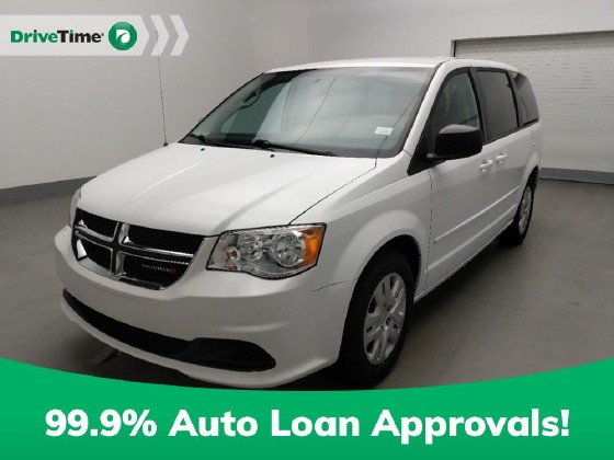 2017 Dodge Grand Caravan in Stone Mountain, GA 30083-3215 - 1671184