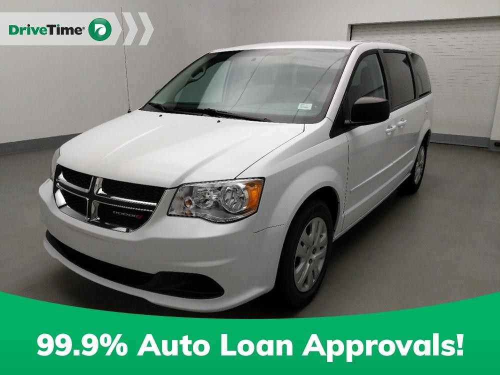 2017 Dodge Grand Caravan in Stone Mountain, GA 30083-3215