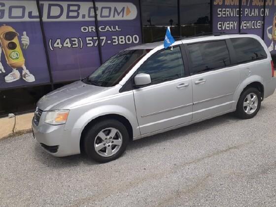 2010 Dodge Grand Caravan in RANDALLSTOWN, MD 21133 - 1671397