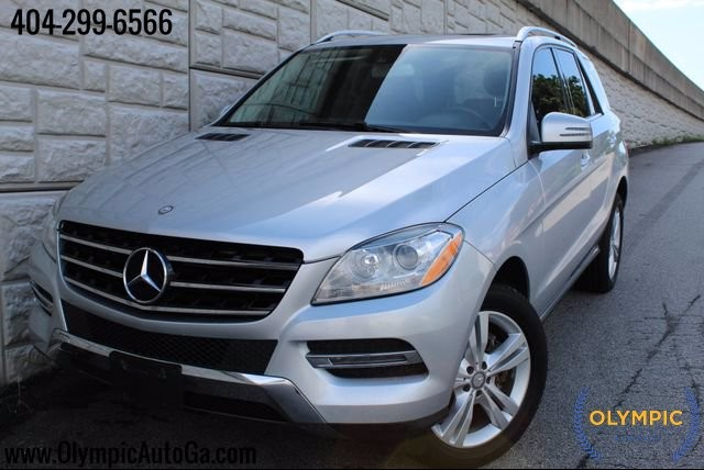 2014 Mercedes-Benz ML 350 in Decatur, GA 30032