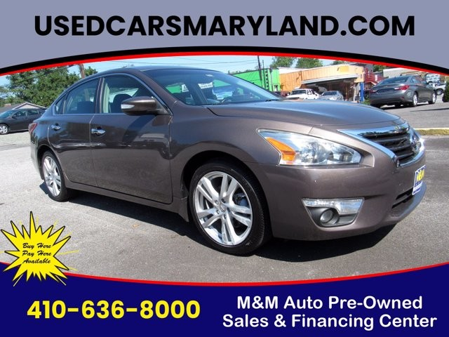 2013 Nissan Altima in Baltimore, MD 21225
