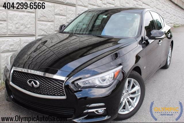 2014 INFINITI Q50 in Decatur, GA 30032