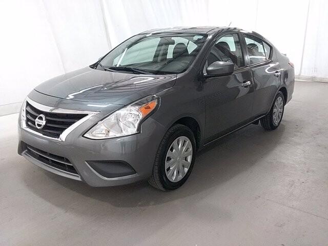 2018 Nissan Versa in Lawrenceville, GA 30043