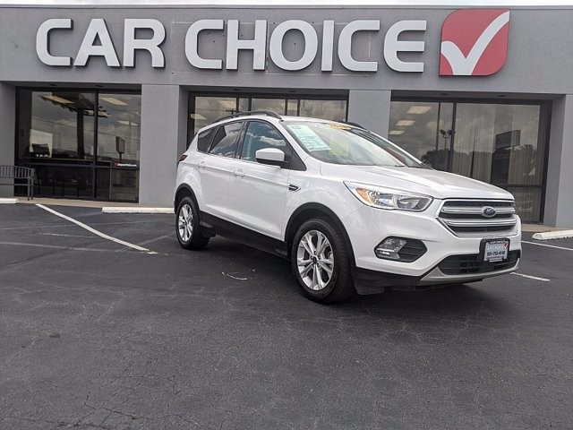 2018 Ford Escape in North Little Rock, AR 72116