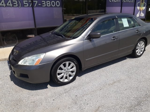 2007 Honda Accord in RANDALLSTOWN, MD 21133