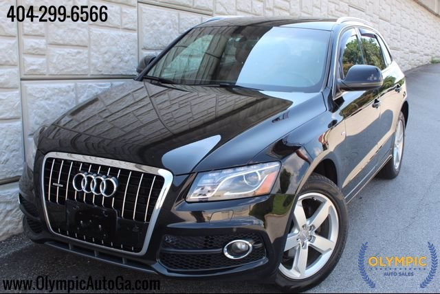 2012 Audi Q5 in Decatur, GA 30032