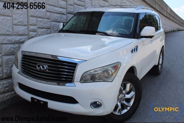 2012 INFINITI QX56 in Decatur, GA 30032