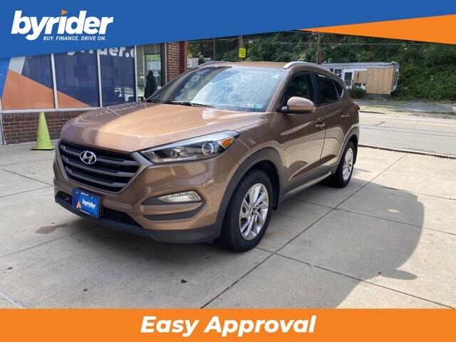 2016 Hyundai Tucson in Pittsburgh, PA 15237