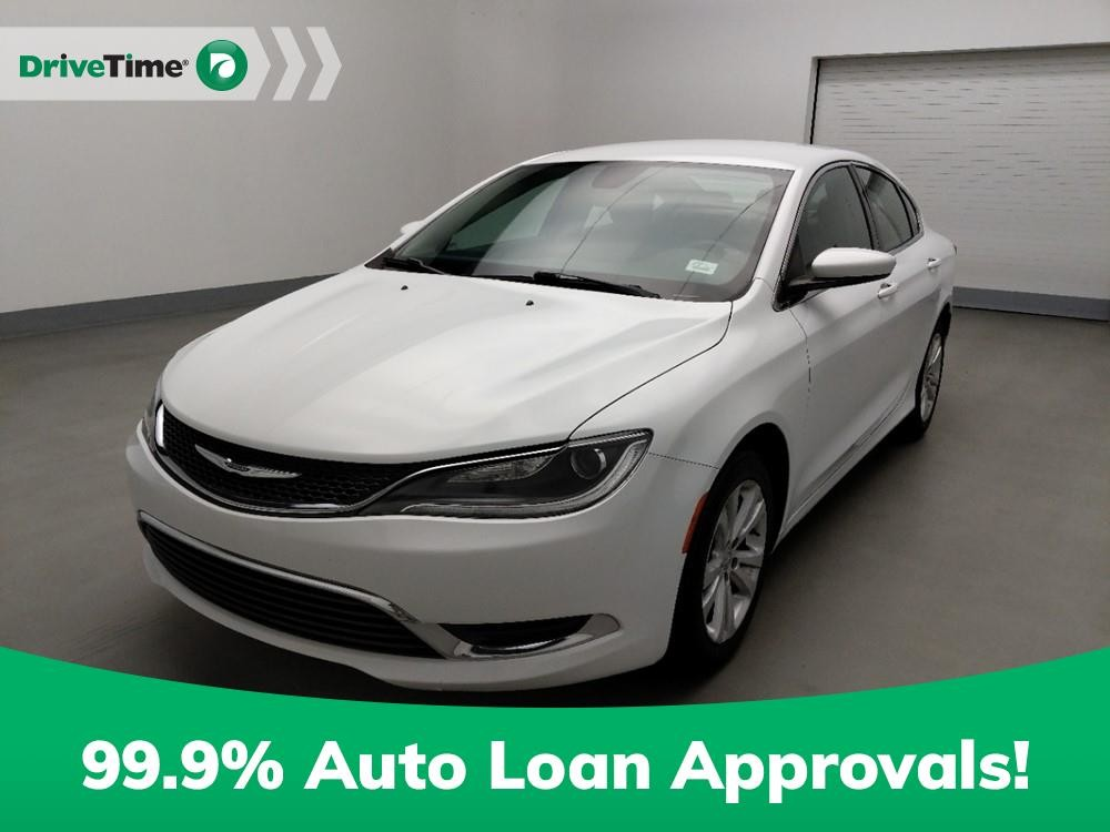 2016 Chrysler 200 in Duluth, GA 30096-4646