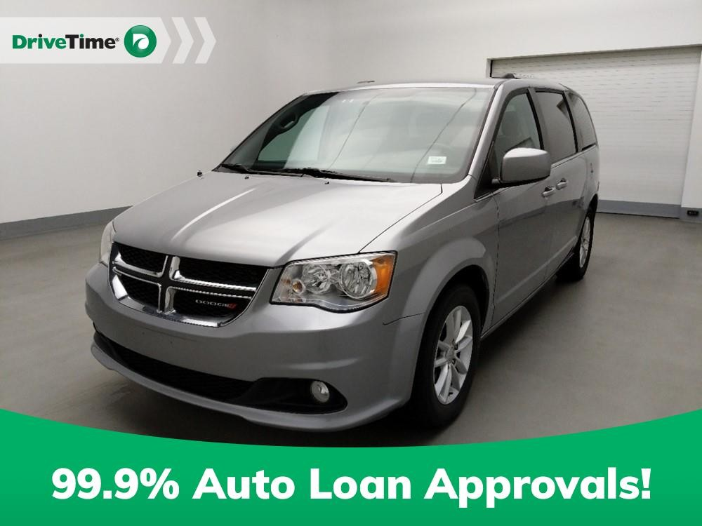 2018 Dodge Grand Caravan in Duluth, GA 30096-4646