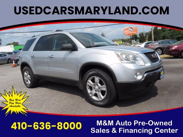 2012 GMC Acadia in Baltimore, MD 21225